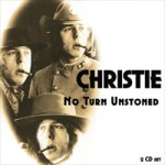 CHRISTIE No Turn Unstoned
