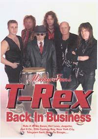 MICKEY FINN's T-REX Back In Business