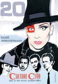CULTURE CLUB Live At The Royal Albert Hall 20th Anniversary Concert