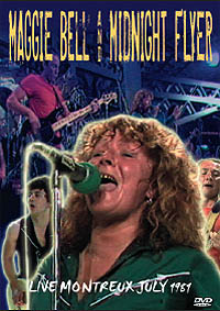 MAGGIE BELL & MIDNIGHT FLYER Live Montreux July 1981