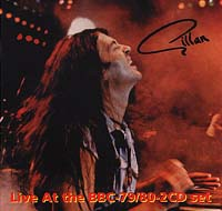 Gillan - Live At The BBC 79/80