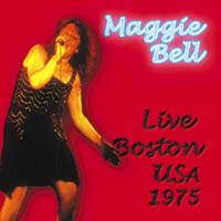 Maggie Bell - Live In Boston USA 1975