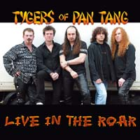 Tygers of Pan Tang - Live In The Roar