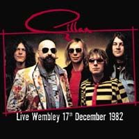 Gillan - Live Wembley 17 December 1982