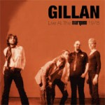 GILLAN Live At The Marquee 1978