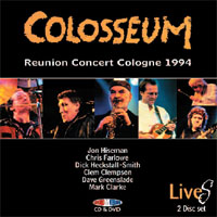 COLOSSEUM Reunion Concert Cologne 1994