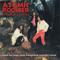 ATOMIC ROOSTER Anthology 2-CD Set