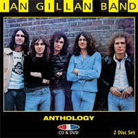 IAN GILLAN BAND Anthology