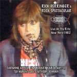 RICK DERRINGER Live At The Ritz, New York - 1982