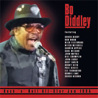 BO DIDDLEY Rock n Roll All Star Jam 1985