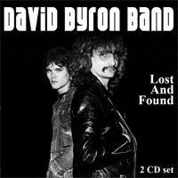 DAVID BYRON BAND Lost And Found