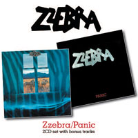 ZZEBRA Zzebra/ Panic