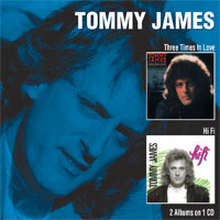 TOMMY JAMES Three Times In Love/Hi-Fi