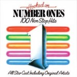 VARIOUS ARTISTS Hooked On Number Ones - 100 Non Stop Hits