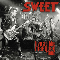 SWEET Live At The Marquee 1986
