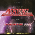 ALCATRAZZ The Best Of / Live In The USA