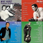 MIKE HURST Producers Archives Offer (all 4 volumes)