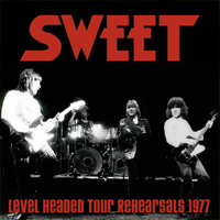 SWEET Level Headed Tour Rehearsals 1977