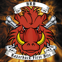 BRB Razorback First Bite