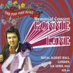 VARIOUS ARTISTS Ronnie Lane Memorial Concert 2CD Set