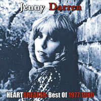 JENNY DARREN Heartbreaker-Best Of 1977-1980