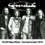 GREENSLADE The Birthday Album - Live Switzerland 1974