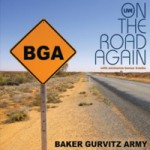 BAKER GURVITZ ARMY On The Road Again (Live)