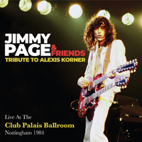 JIMMY PAGE & FRIENDS Live At The Club Palais Ballroom, Nottingham 1984