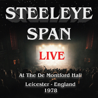 STEELEYE SPAN Live At De Montfort Hall, Leicester 1978