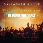 GALLAGHER AND LYLE Live At De Montfort Hall, Leicester 1977