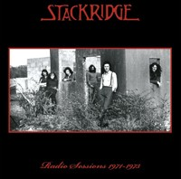 STACKRIDGE Radio Sessions 1971-1973
