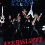 OLIVER/DAWSON SAXON Rock Has Landed It's Alive