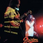 IAN GILLAN BAND Live At The Rainbow 1977