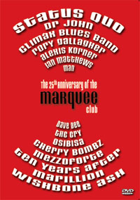VARIOUS ARTISTS The 25th Anniversary of the Marquee Club