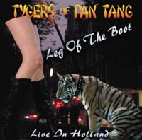 Tygers Of Pan Tang - Leg Of The Boot Live In Holland