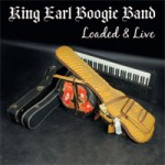 KING EARL BOOGIE BAND Loaded & Live