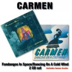 Carmen - Fandangos In Space,Dacing On A Cold Wind