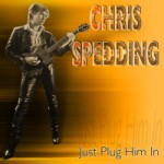 CHRIS SPEDDING Just Plug Him In