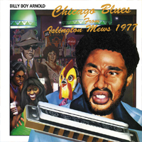 BILLY BOY ARNOLD Chicago Blues From Islington Mews 1977