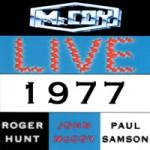 McCOY Live 1977