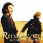 RENAISSANCE Live Fillmore West 1970