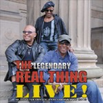THE REAL THING Live At The Liverpool Philharmonic 2013 CD