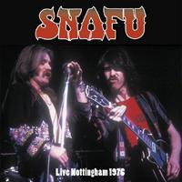 SNAFU Live Nottingham 1976